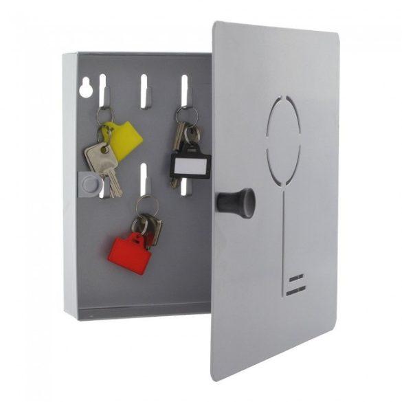 Casetă chei Key Collect 10 gri deschis