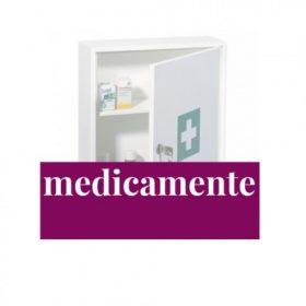 Pentru medicamente