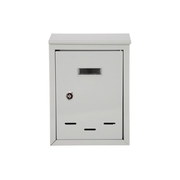 Cutie poștală BASIC gri deschis