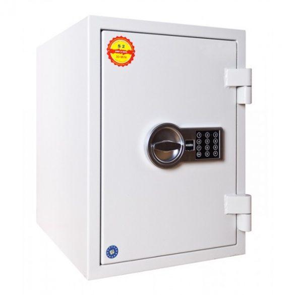 Seif certificat antiefractie antifoc Kronberg ProFire49 electronic 490x360x450 mm EN1143/EN1/30P